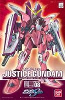1-100 Justice Gundam