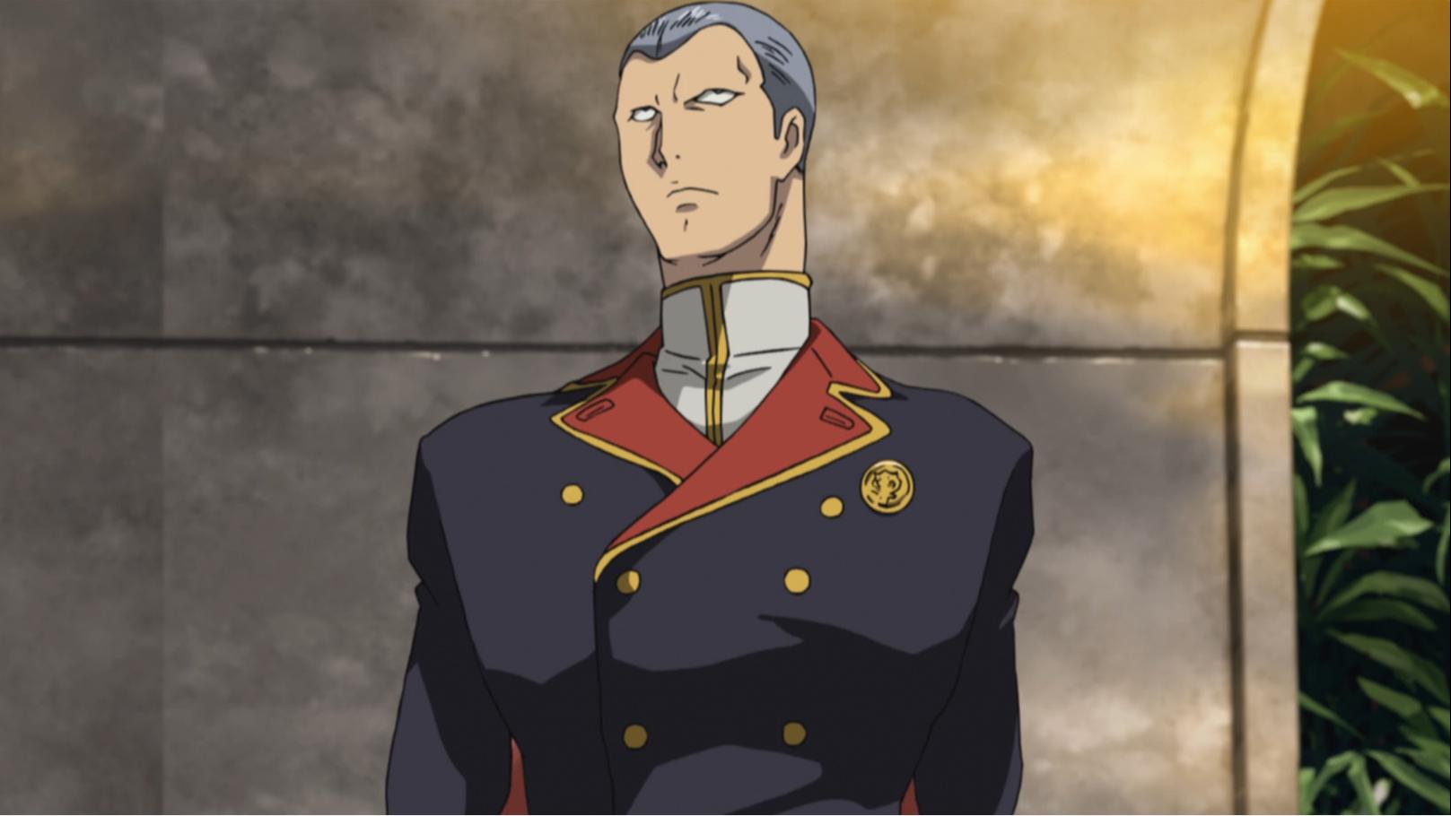 Gihren Zabi The Gundam Wiki Fandom Powered By Wikia