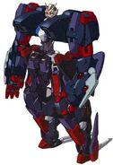 Gundam Dantalion Full Cowl