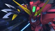 SD Gundam G Generation Crossrays Testament Gundam 3