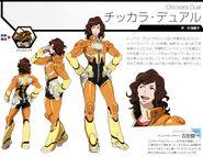 Character Profile Chickara Dual