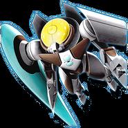 Gundam Diorama Front 3rd G-838 Mahiroo
