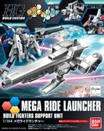 Mega Ride Launcer Boxart