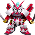 Unit br astray red frame kai