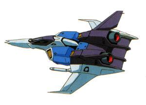 FF-XII(CORE FIGHTER II) b
