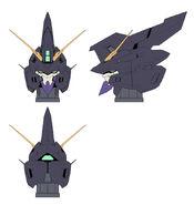 Gundam Gullinbursti-Head