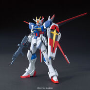 HGCE-Force-Impulse-Gundam