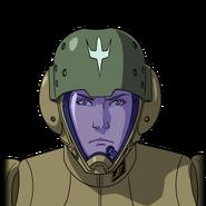 SD Gundam G Generation Genesis Character Face Portrait 2 0186