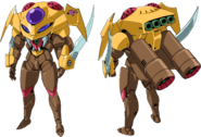 Nanami Nanase (Zakrello Suit) character sheet