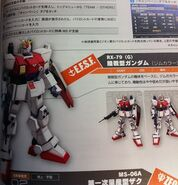 RX-79(G) GM Color