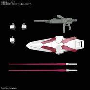 RX-9-C Narrative Gundam C-Packs (Gunpla) (Armaments)
