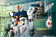 RX-99 Neo Gundam Illustration