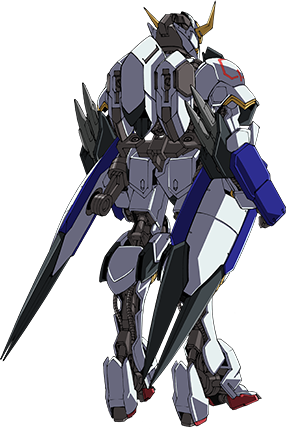 ASW-G-08 Gundam Barbatos | The Gundam Wiki | FANDOM powered by Wikia