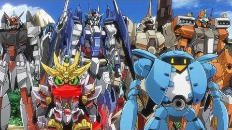 Gundam Build Divers-Episode 8 Festival!(EN,TW,KR,FR,IT sub)