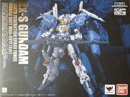 MetalRobotDamashii MSA-0011 box front