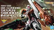 PG 00 Gundam Seven SwordG Inspection