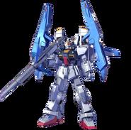 RX-178+FXA-05D Super Gundam (Gundam Versus)