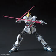 RX-9 Narrative Gundam (Gunpla) (Action Pose)
