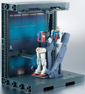 RobotDamashii WhiteBase-HangarDeck verANIME p02 sample