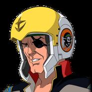 SD Gundam G Generation Genesis Character Face Portrait 2 0244