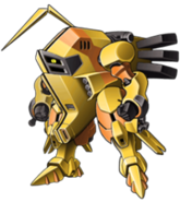 Super Robot Wars V Pez Batalla