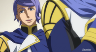 Gaelio discussing with McGillis