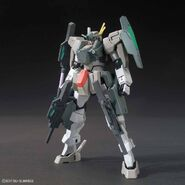GN-006-SA Cherudim Gundam SAGA Type.GBF (Gunpla) (Front)