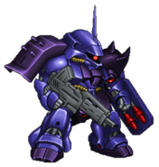Super Robot Wars Z3 Tengoku Hen Mecha Sprite 053