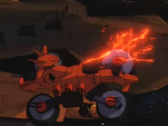 Victory Gundam Episode 31 screen capture
