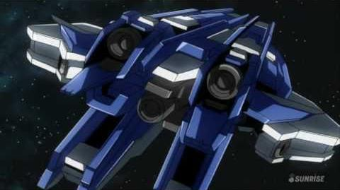 140 GN Armor (from Mobile Suit Gundam 00)