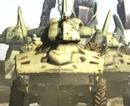 ArmoredVehicle p01 FrontView ZeonicFront