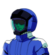 EFF Pilot Zeta B (G Gen Wars)