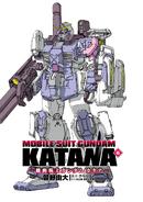Full Armor Striker Custom manga art
