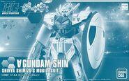 HG ∀ Gundam Shin
