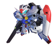 SD Gundam G Generation Cross Rays GRM Gundam