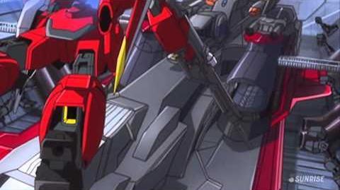 158 ZGMF-X23S Saviour Gundam (from Mobile Suit Gundam SEED Destiny)