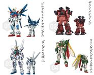 Gundam Build Fighters MS