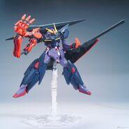 Gundam Seltsam (Gunpla) (Action Pose 3)