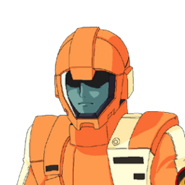 Londo Bell Pilot A (G Gen Wars)