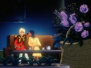 Mobile Suit Gundam Journey to Jaburo PS2 Cutscene 059 Char Lalah