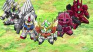 Super Shock Gundam (Episode 16) 01