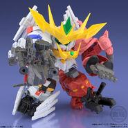 Super Shock Gundam (Minipla) 01