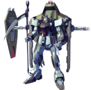 GAT-X252 Forbidden Gundam (Gundam Versus)