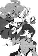 Gundam SEED Novel RAW V1 183
