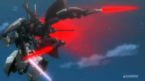 139 GNW-20000 Arche Gundam (from Mobile Suit Gundam 00)