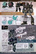 Mobile Suit Gundam Narrative Mechanical Archives Vol. 1