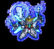 Super Gundam Royale Gundam X G Bit