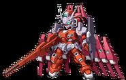 Super Robot Wars X Gundam G-Arcane