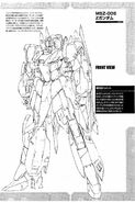 Zeta Gundam Define RAW v10 w155