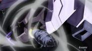 ASW-G-66 Gundam Kimaris Vidar (Episode 45) 's Drill Knee (1)
